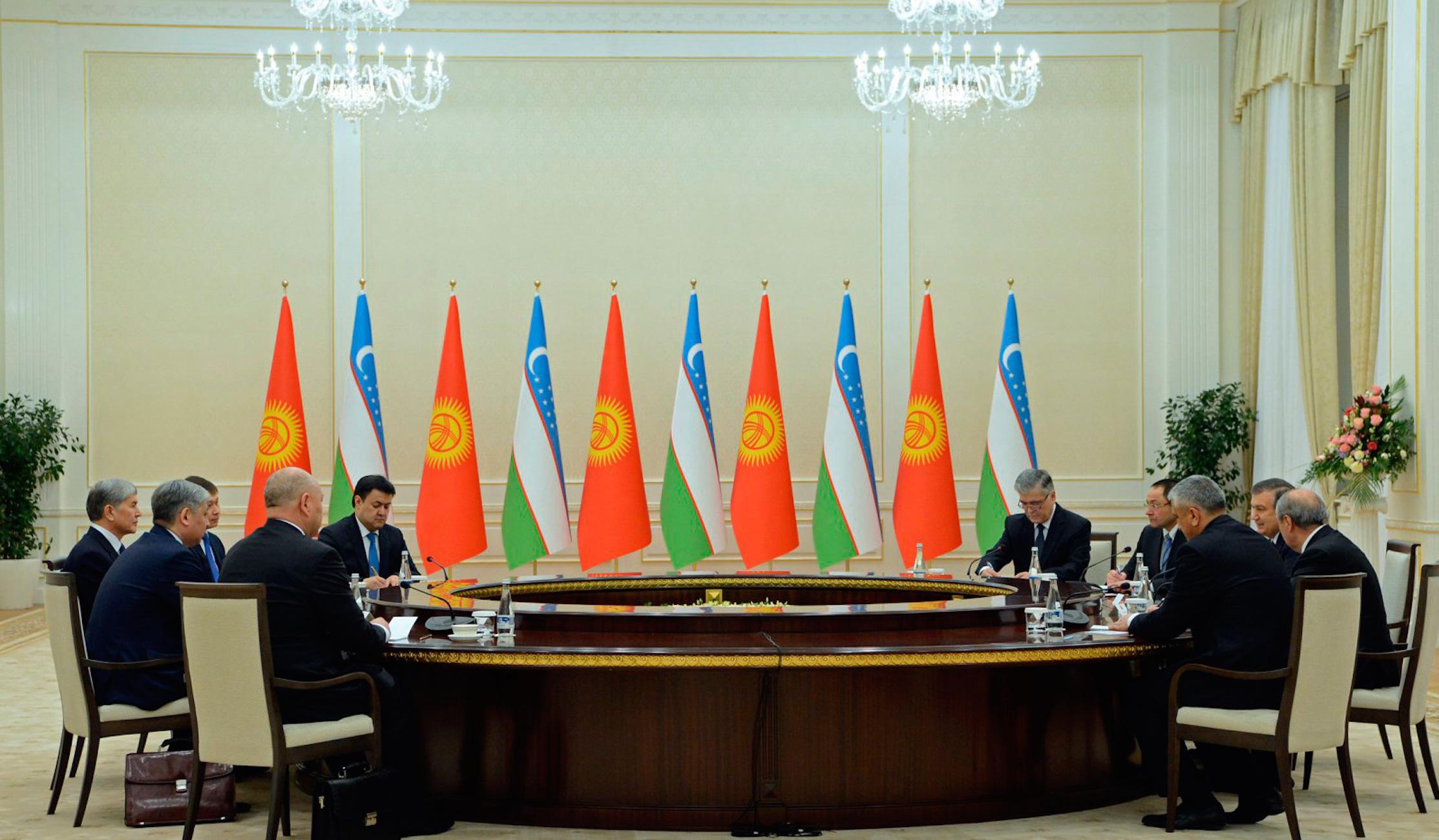 Uzbekistan, Kyrgyzstan join efforts to fight radicalism