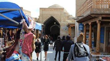 Узбекистан: Бухара станет туристическим центром