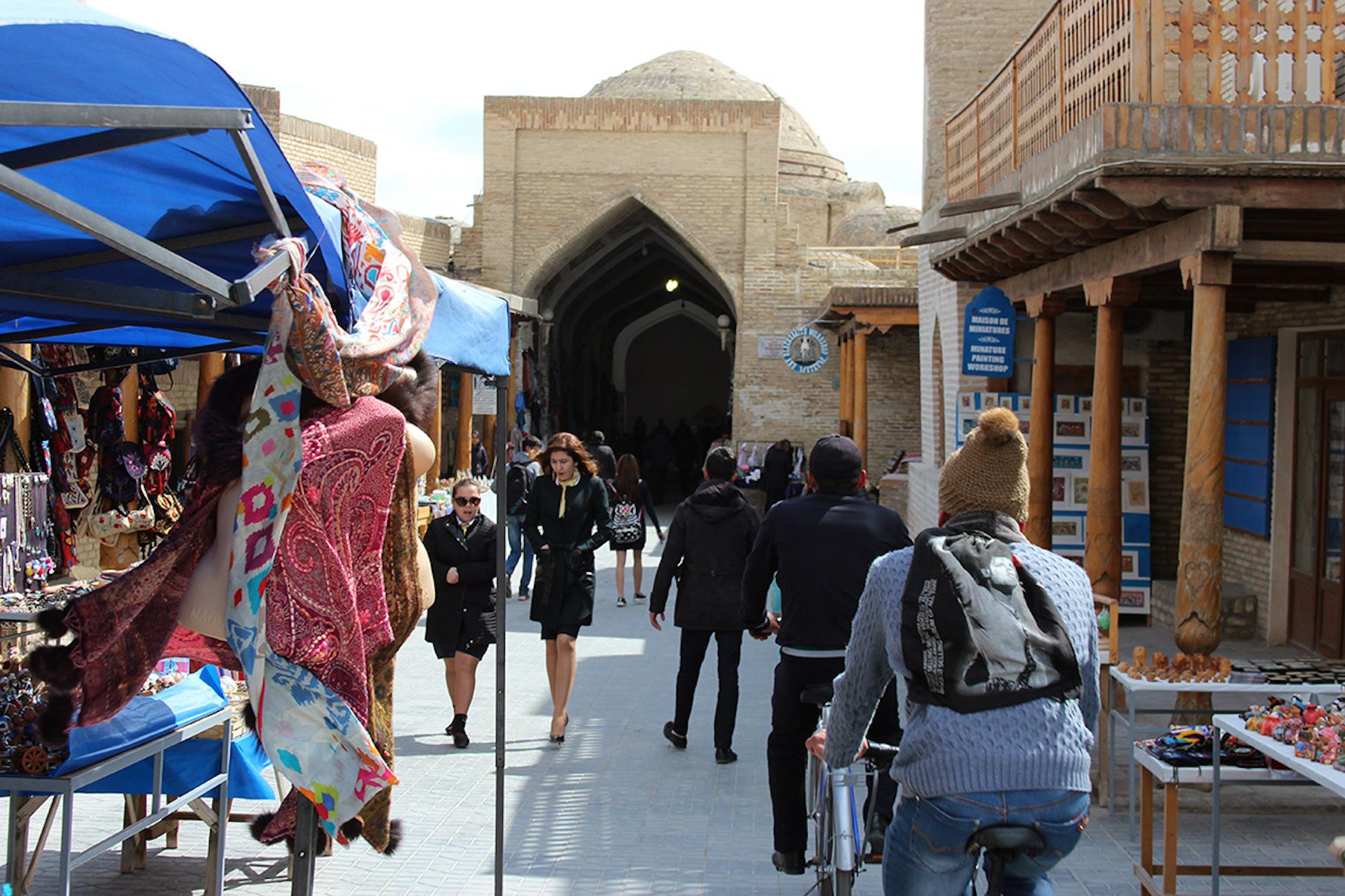 Uzbekistan seeks to make Bukhara a tourism hub