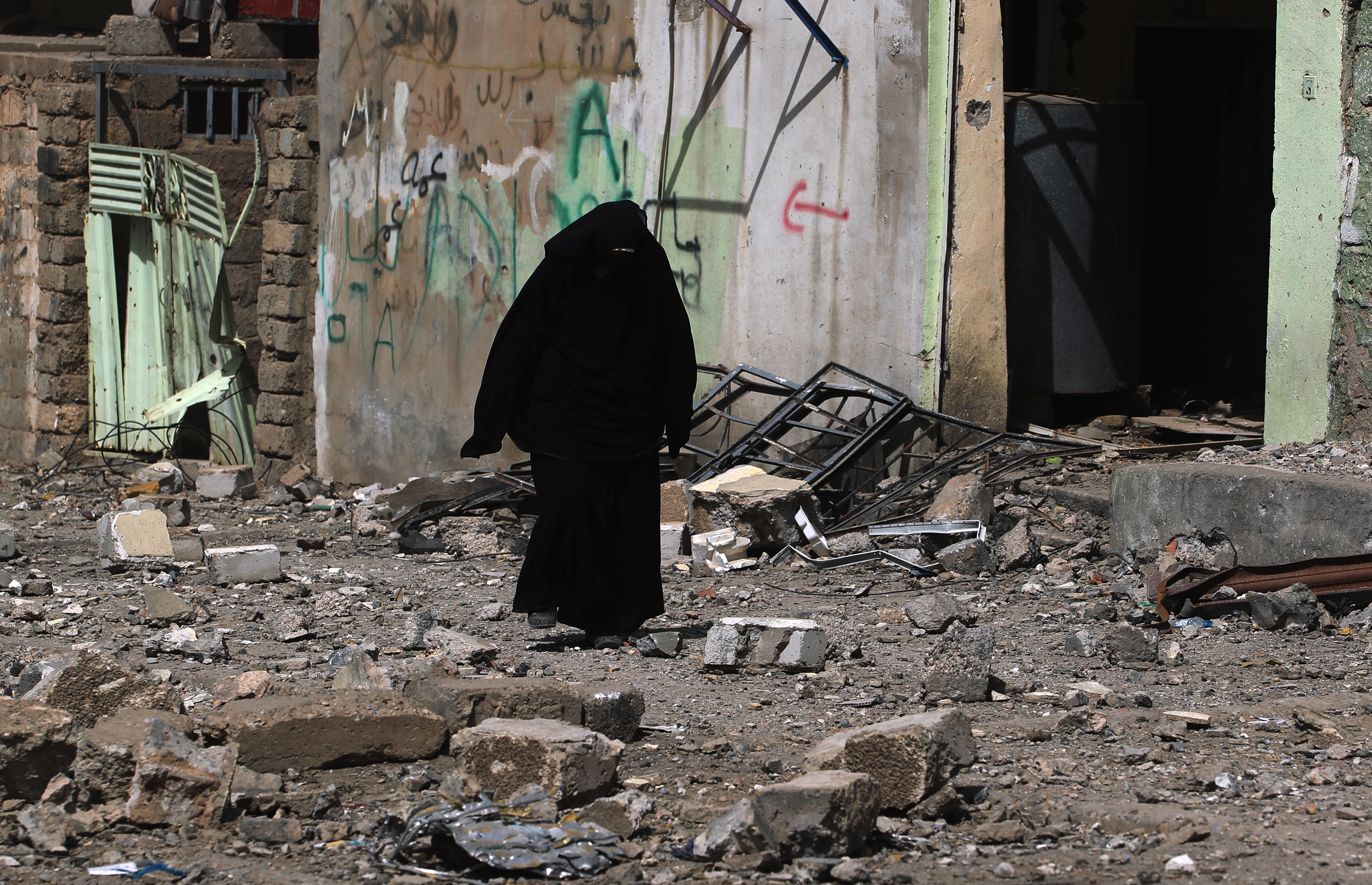 ИГИЛ перестало давать деньги вдовам боевиков
