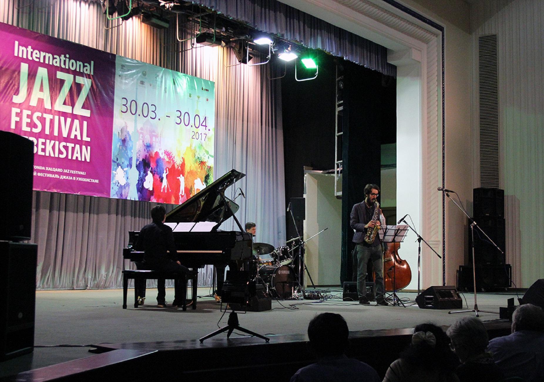 Джаз в Узбекистане объединил разные культуры