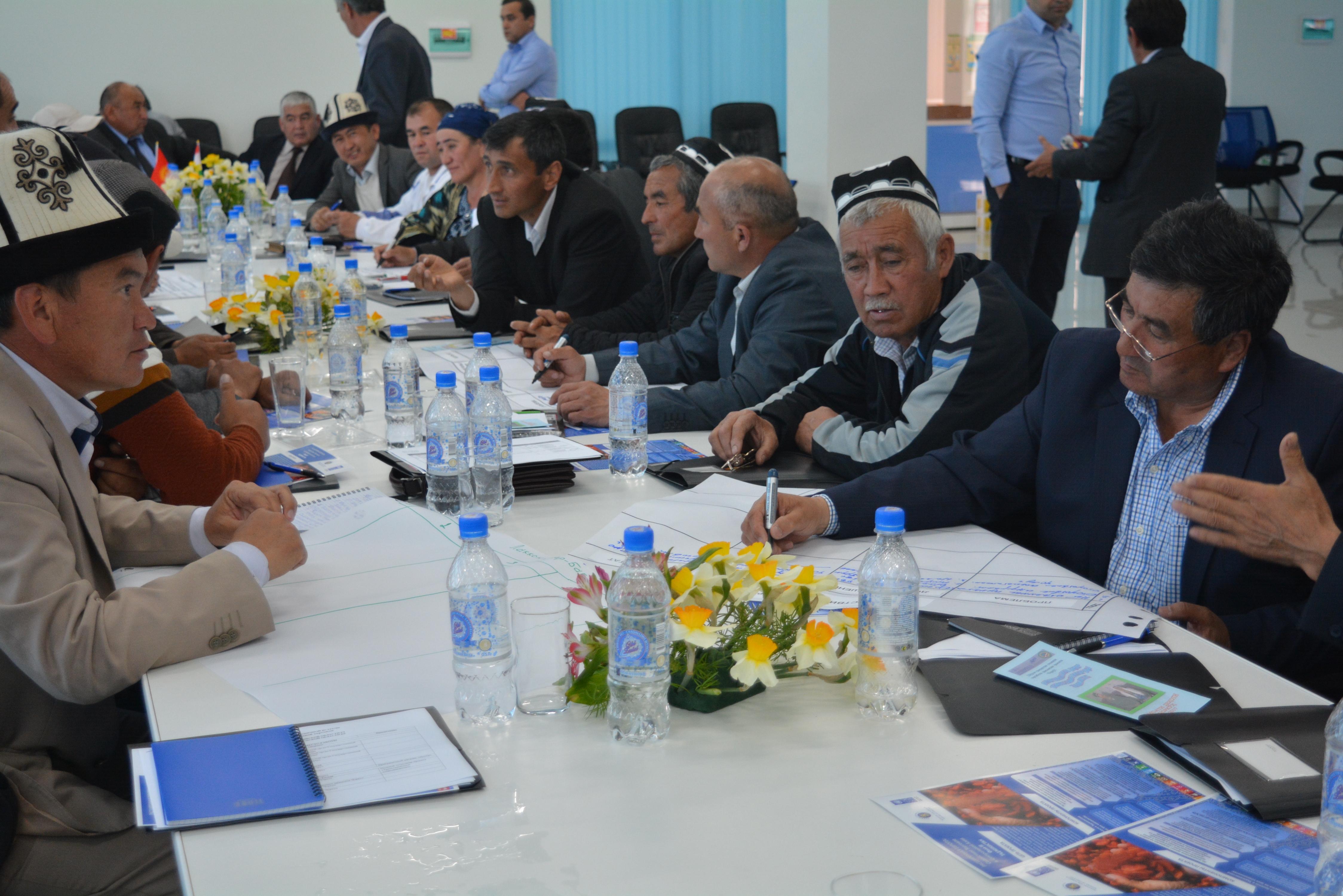 Cross-border trade increases between Kyrgyzstan, Tajikistan