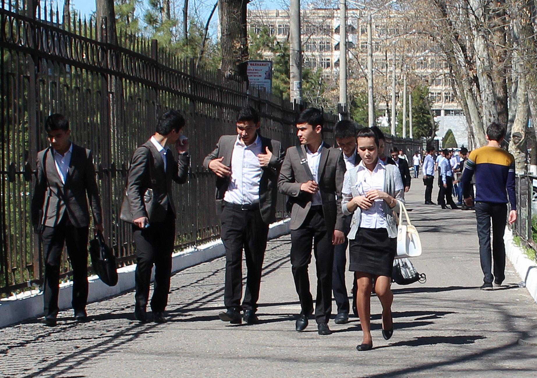 В Узбекистане началась многообещающая реформа системы высшего образования