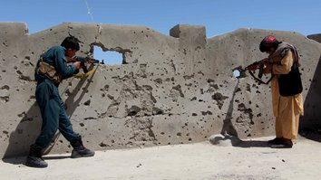Central Asia watches as Taliban, ISIS clash over money, territory in Afghanistan