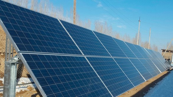 Uzbekistan moves toward developing renewable energy sources