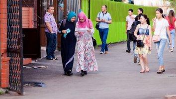 Кыргызстан проводит работу по предотвращению возрастающей роли женщин в деятельности экстремистов