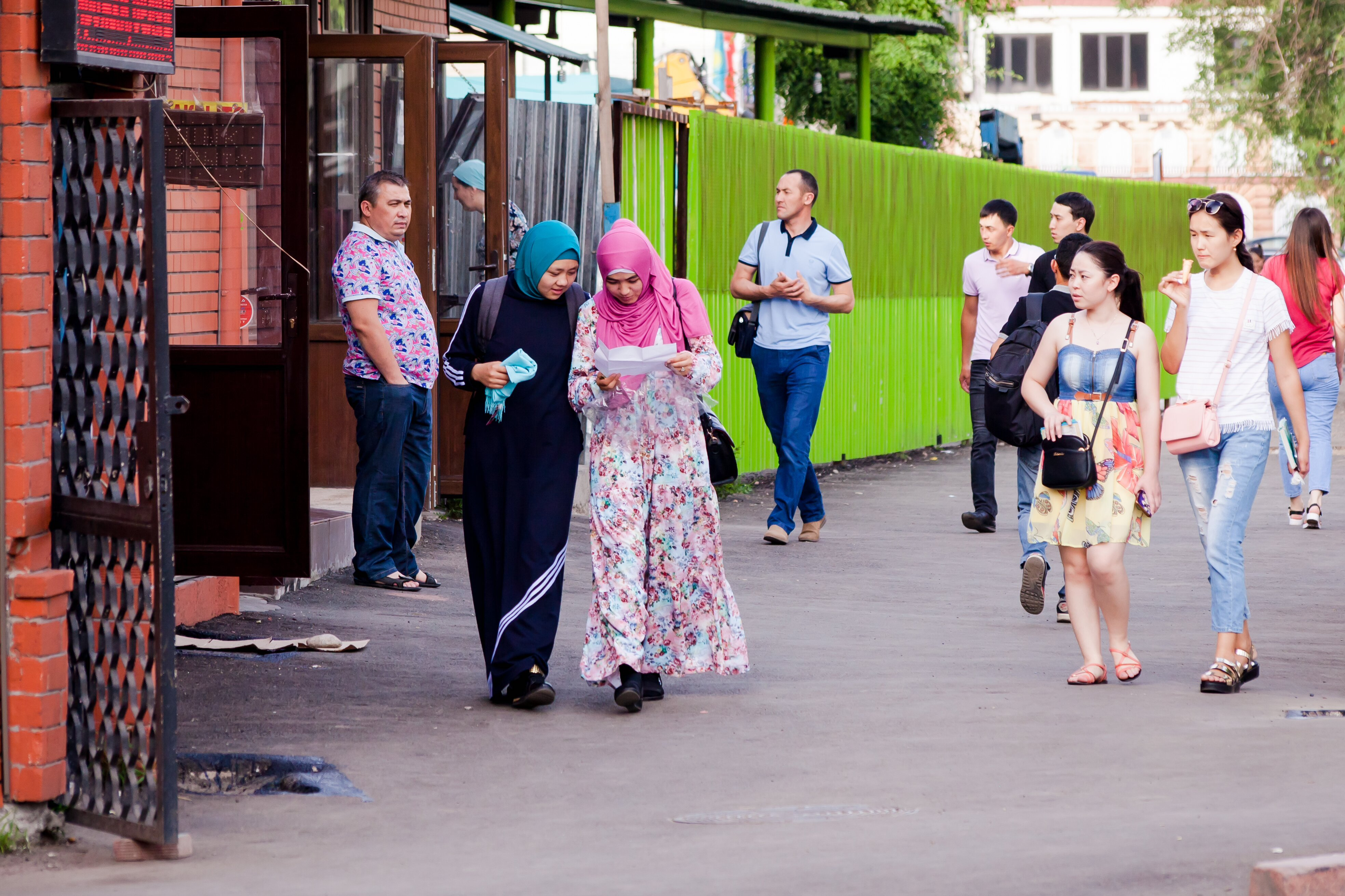 Kyrgyzstan works to stem women's growing role in extremist activity