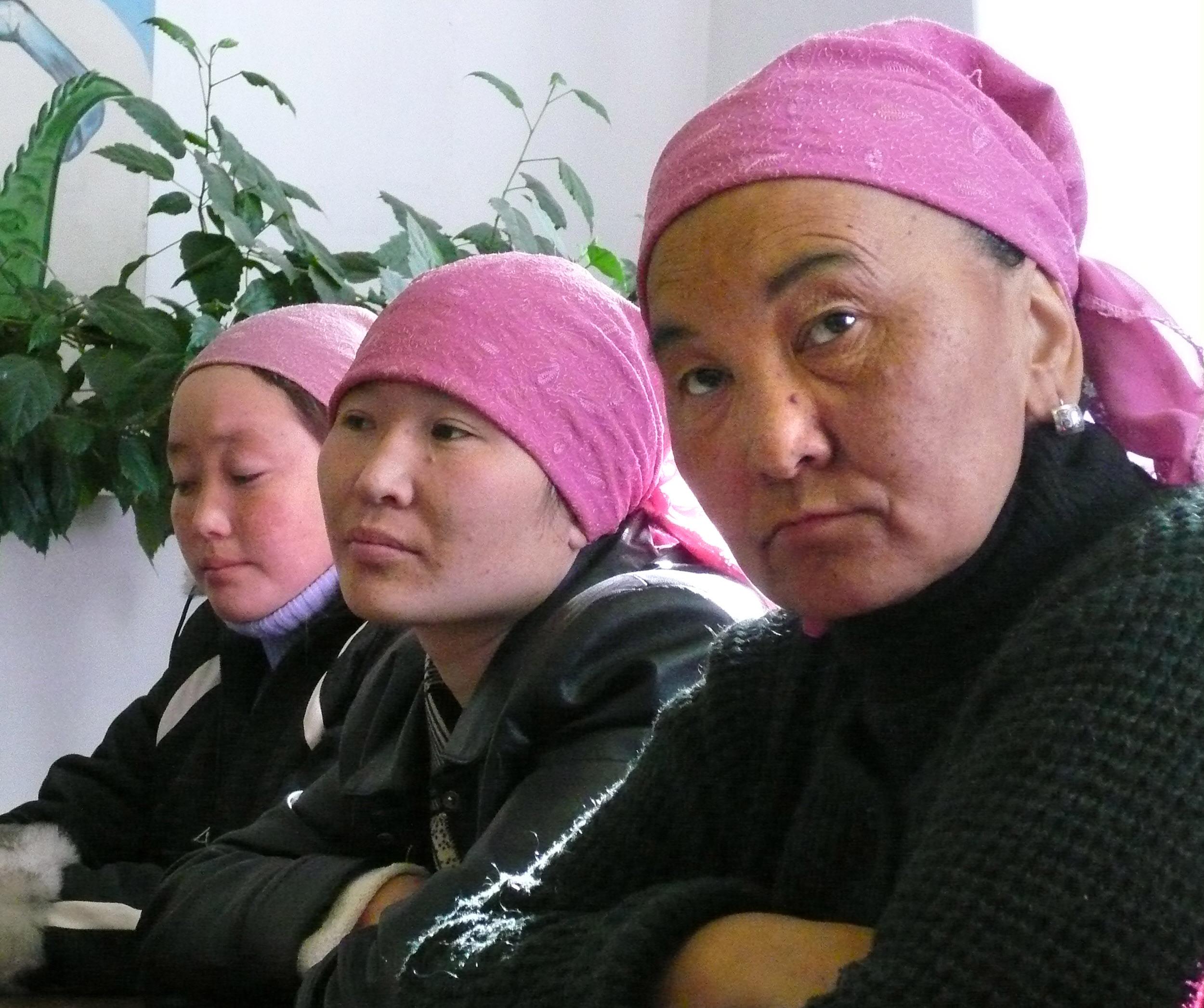 Кыргызские мультфильмы помогают бороться с похищением невест
