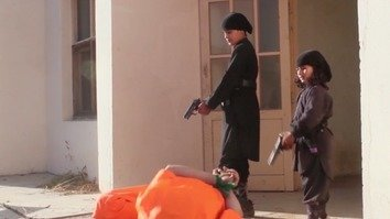 New 'Islamic State' Khorasan video: children executing children