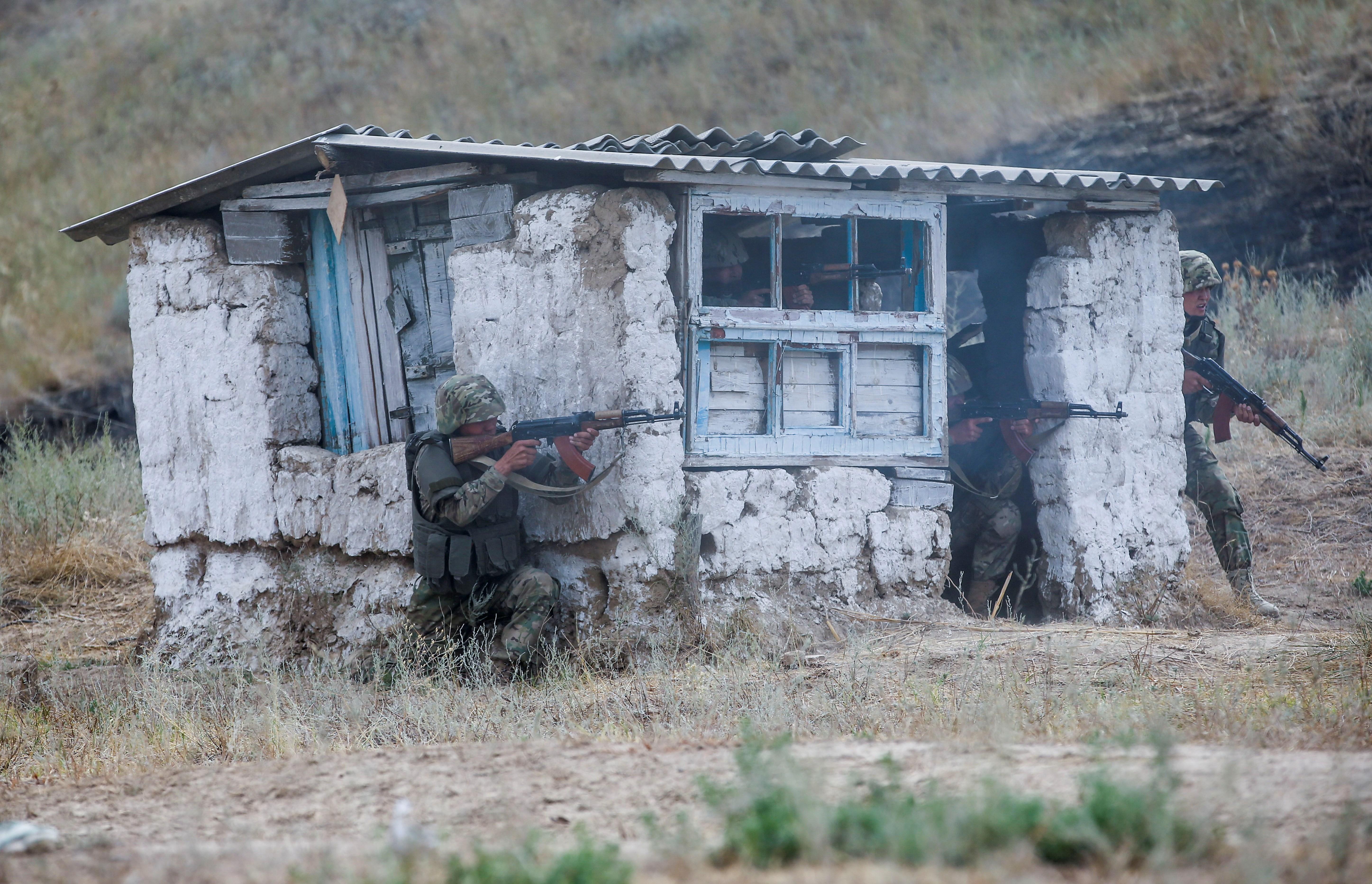 """Учения """"Степной орел"""" подготовят казахстанских миротворцев к экстренным ситуациям"""