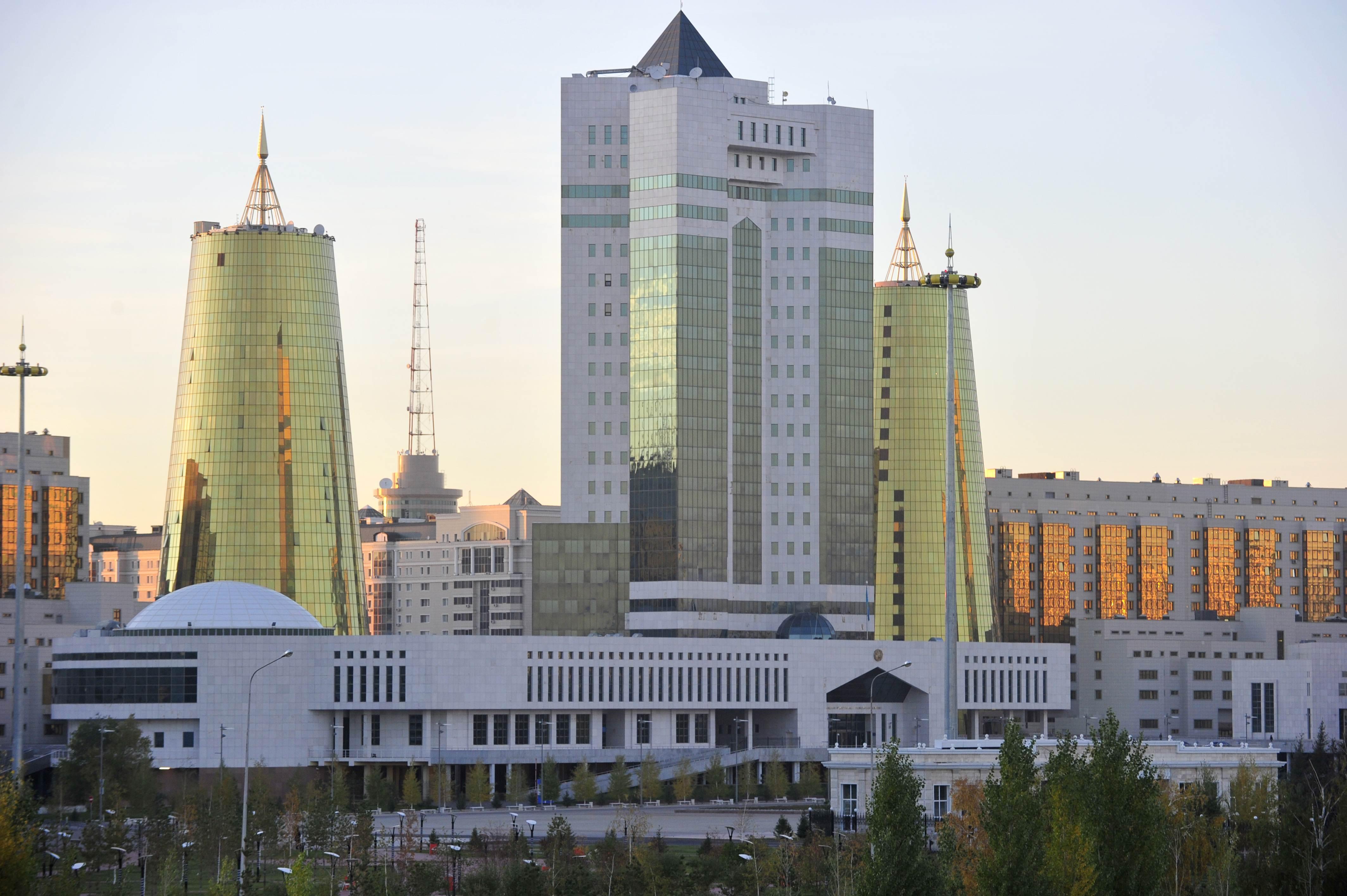 Kazakhstan considers restrictions on extremist 'external attributes'