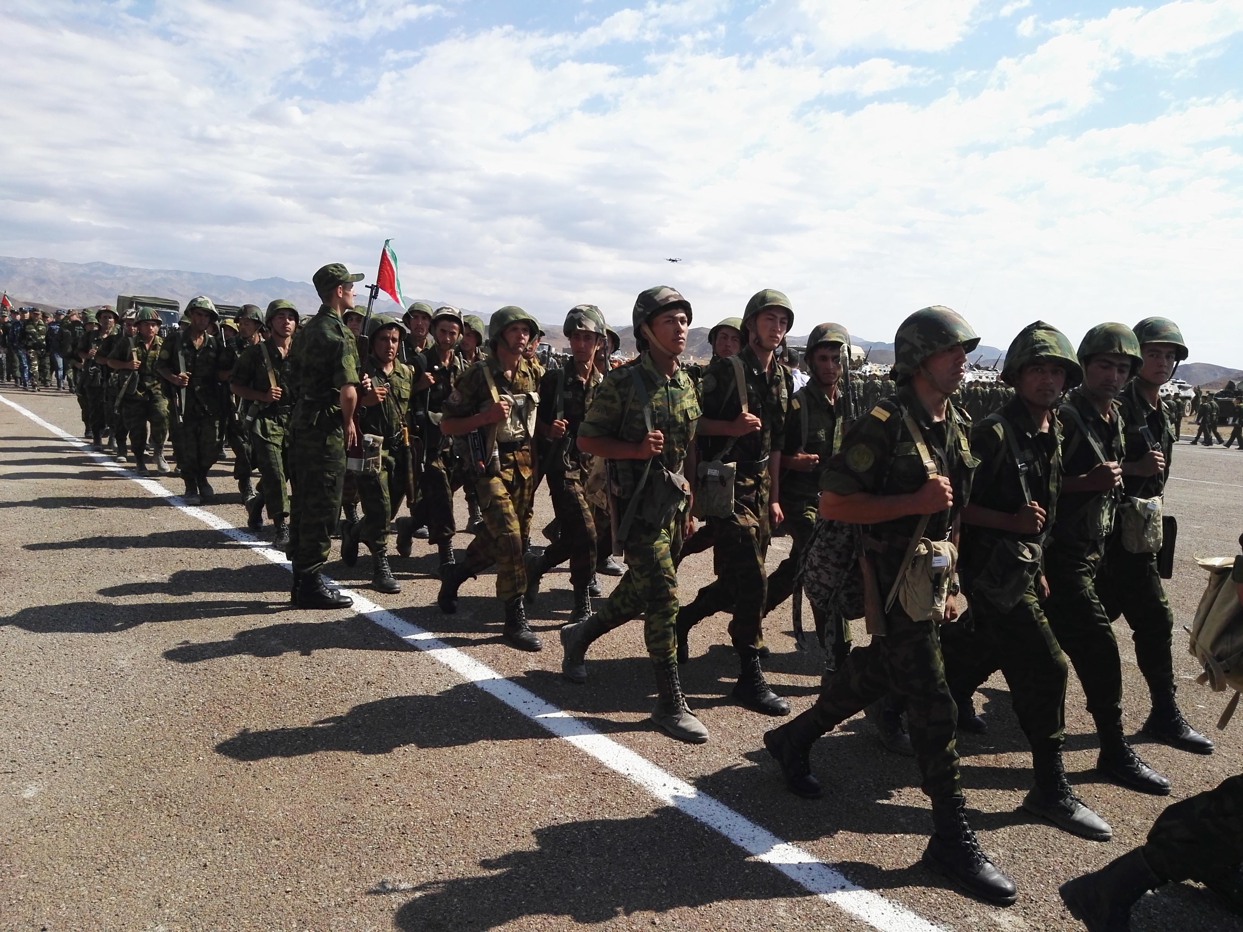 Таджикистан готовится к возможной миграции экстремистов