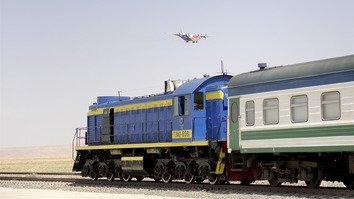 Uzbekistan hopes to build railway from Mazar-e-Sharif to Herat