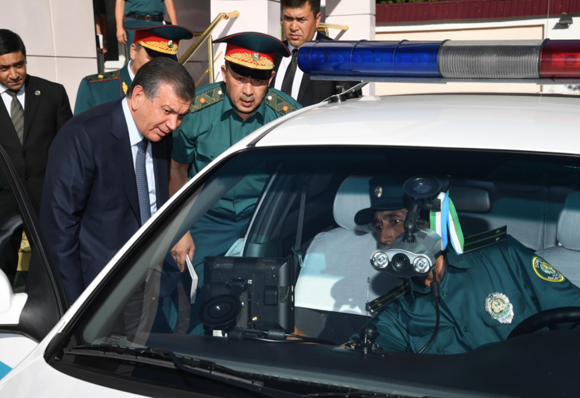 Проект «Безопасный Город» унифицирует информационные системы безопасности в Ташкенте
