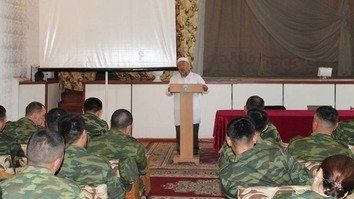 Not one member of Kyrgyz military has been radicalised, says official