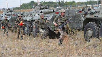 В Казахстане провели масштабные антитеррористические учения