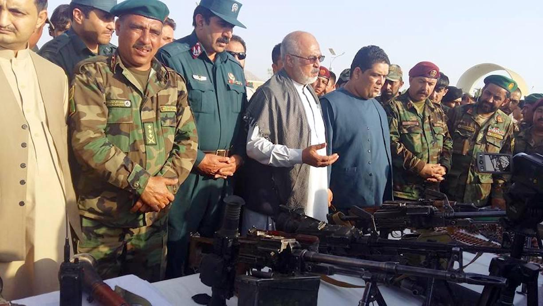 Россия расширила поддержку «Талибана» по мере всплеска насилия в Афганистане