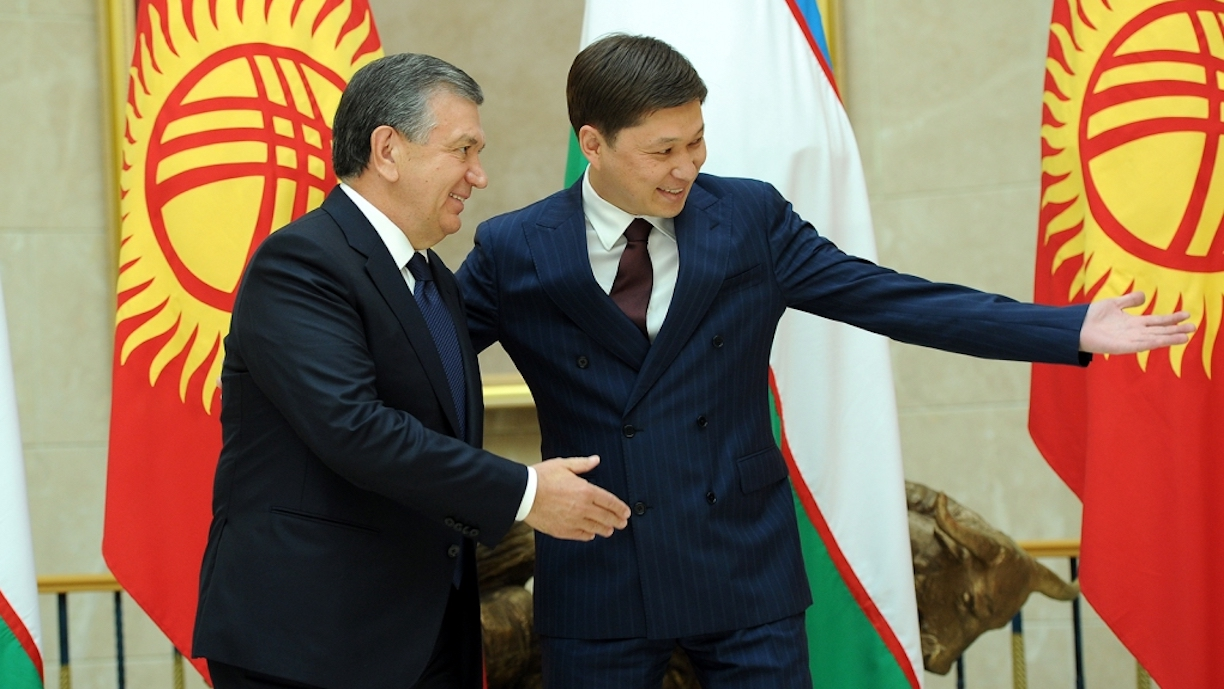Co-operation between Uzbekistan, Kyrgyzstan improves with new agreements