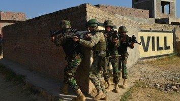 Казахстан и Пакистан проводят совместные антитеррористические учения