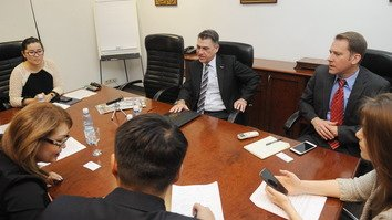 Trade between Kazakhstan, United States sees growth