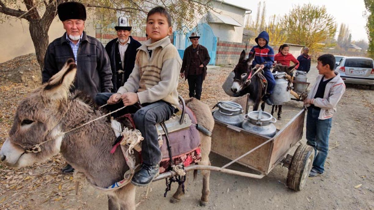 World Bank works to provide clean water to Kyrgyz villages