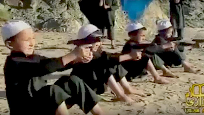 Suriyada halok bo'lgan jangarilarning farzandlari Qozog'istonga qaytadilar
