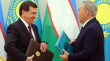 Central Asian leaders vow to make 2018 a year of development