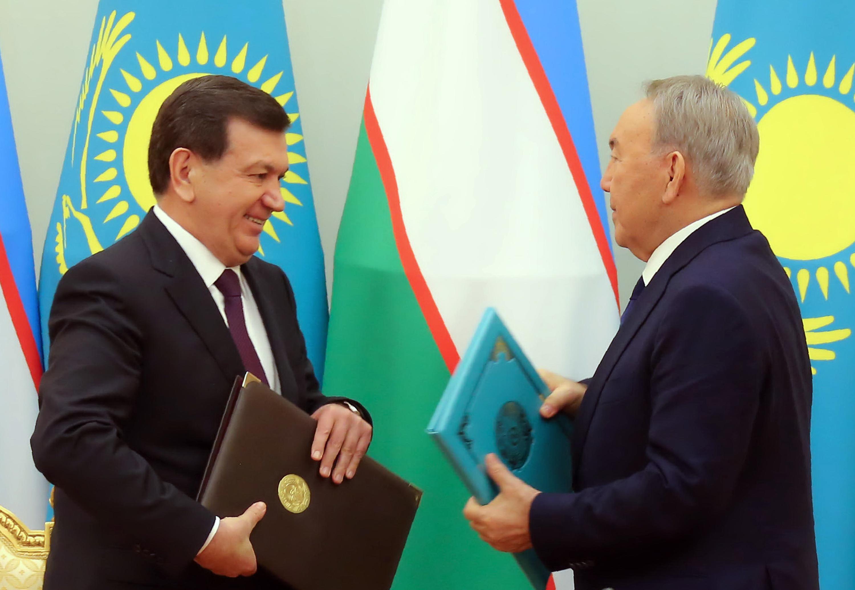 Главы государств Центральной Азии обещали сделать 2018 годом развития