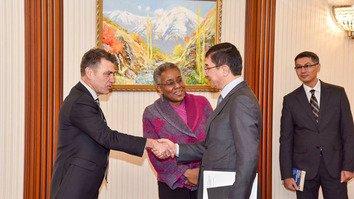 Burgeoning trade with US to help Uzbekistan fulfill WTO dream