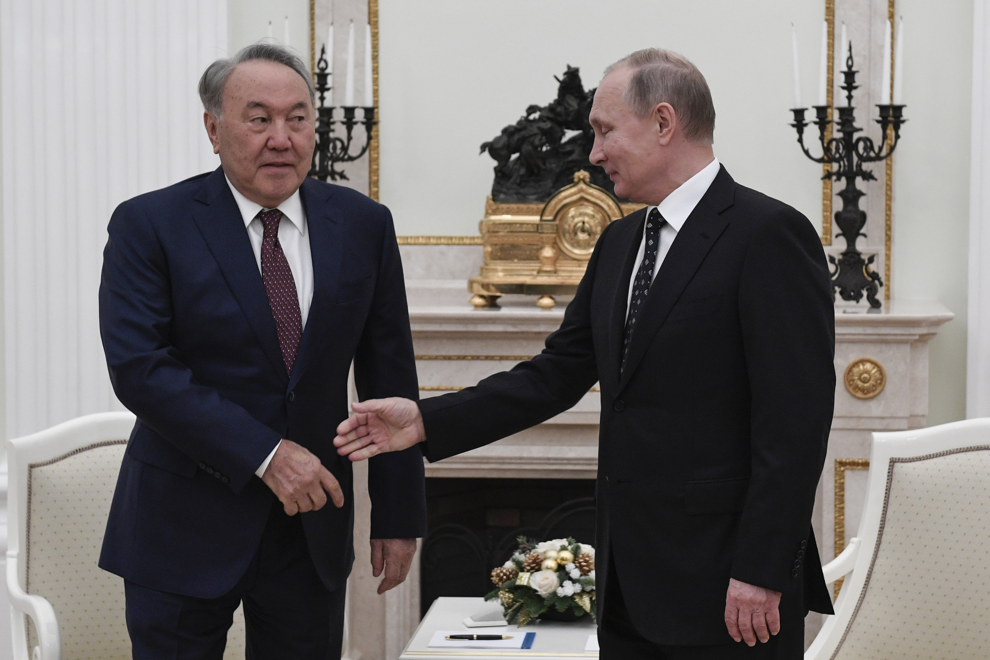 Central Asian nations 'most vulnerable' to Russian aggression