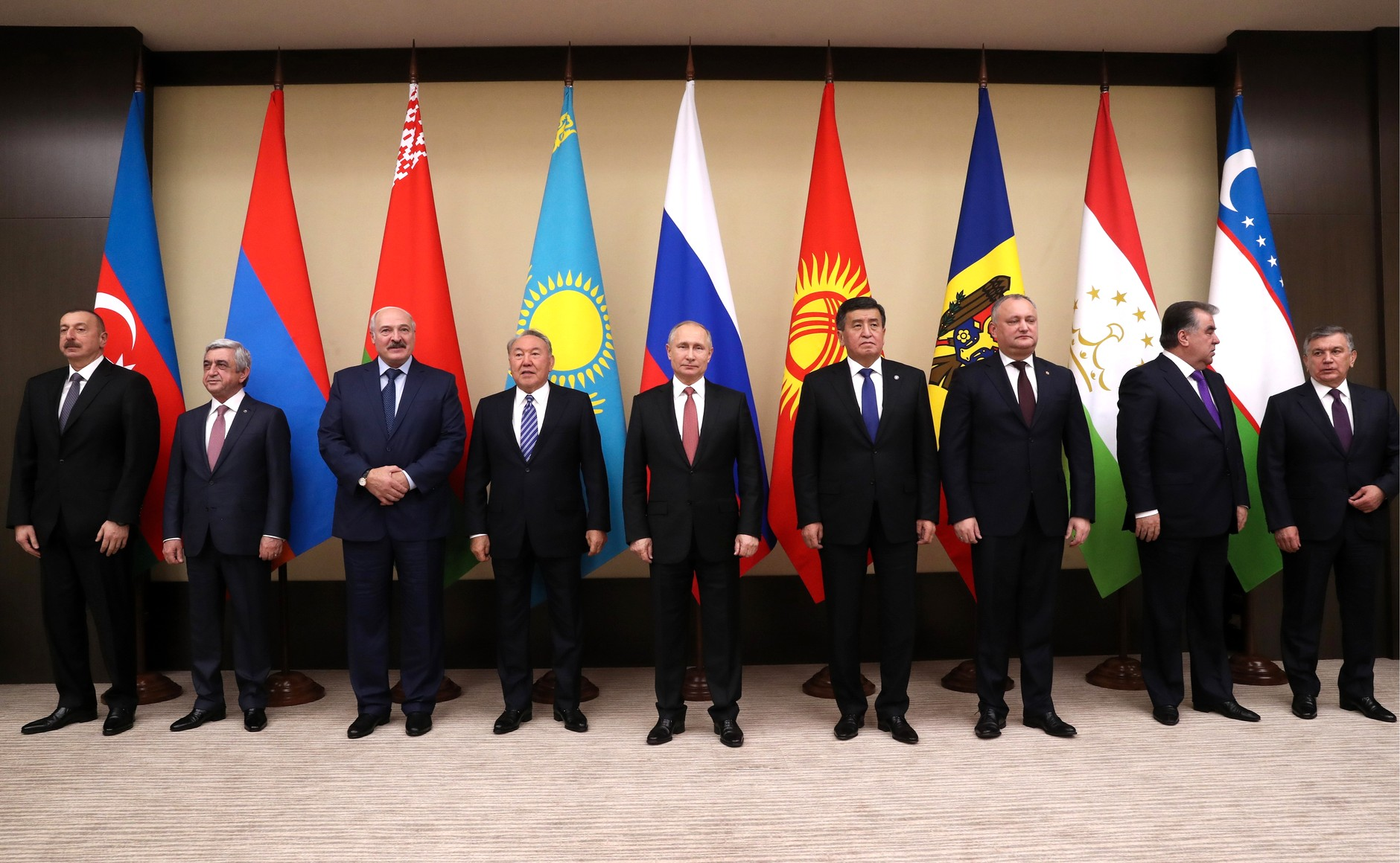 Military 'agreements' in Central Asia highlight Kremlin's malign influence