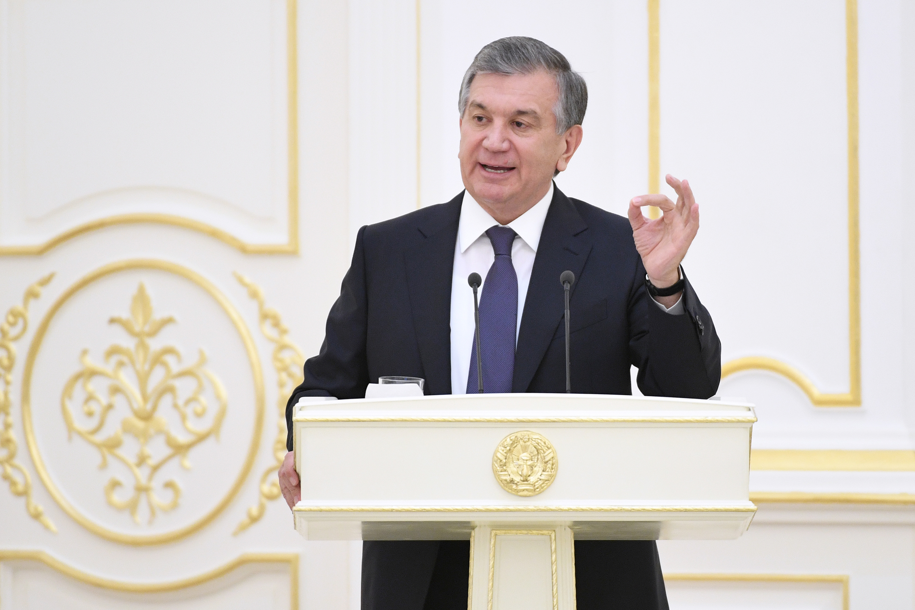 Mirziyoyev continues reform of national security agency