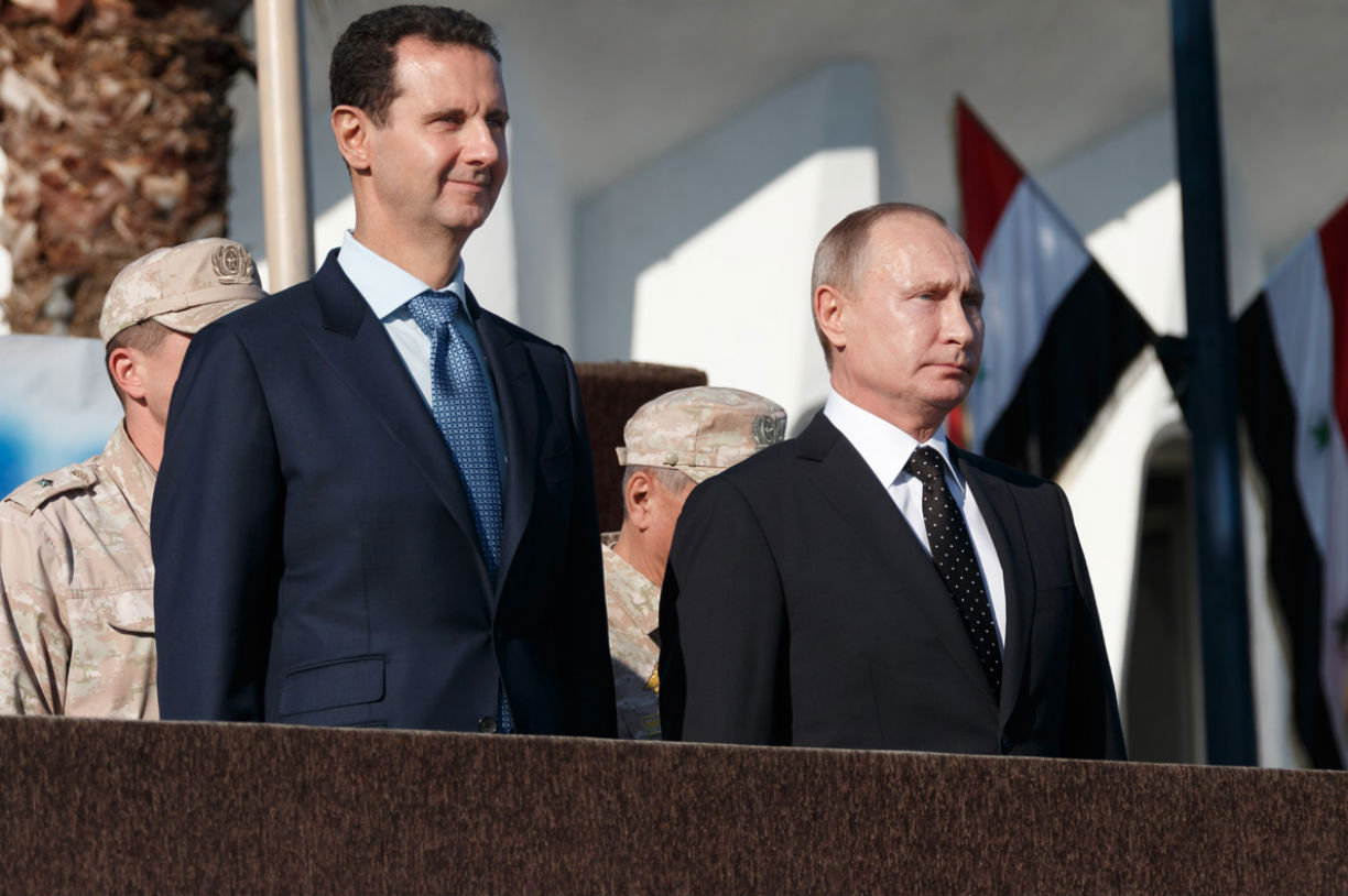 Russia's declaration of victory over IS in Syria deemed 'nonsense'
