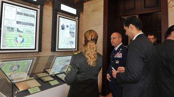 Сотрудничество между странами Центральной Азии и США является залогом безопасности и стабильности
