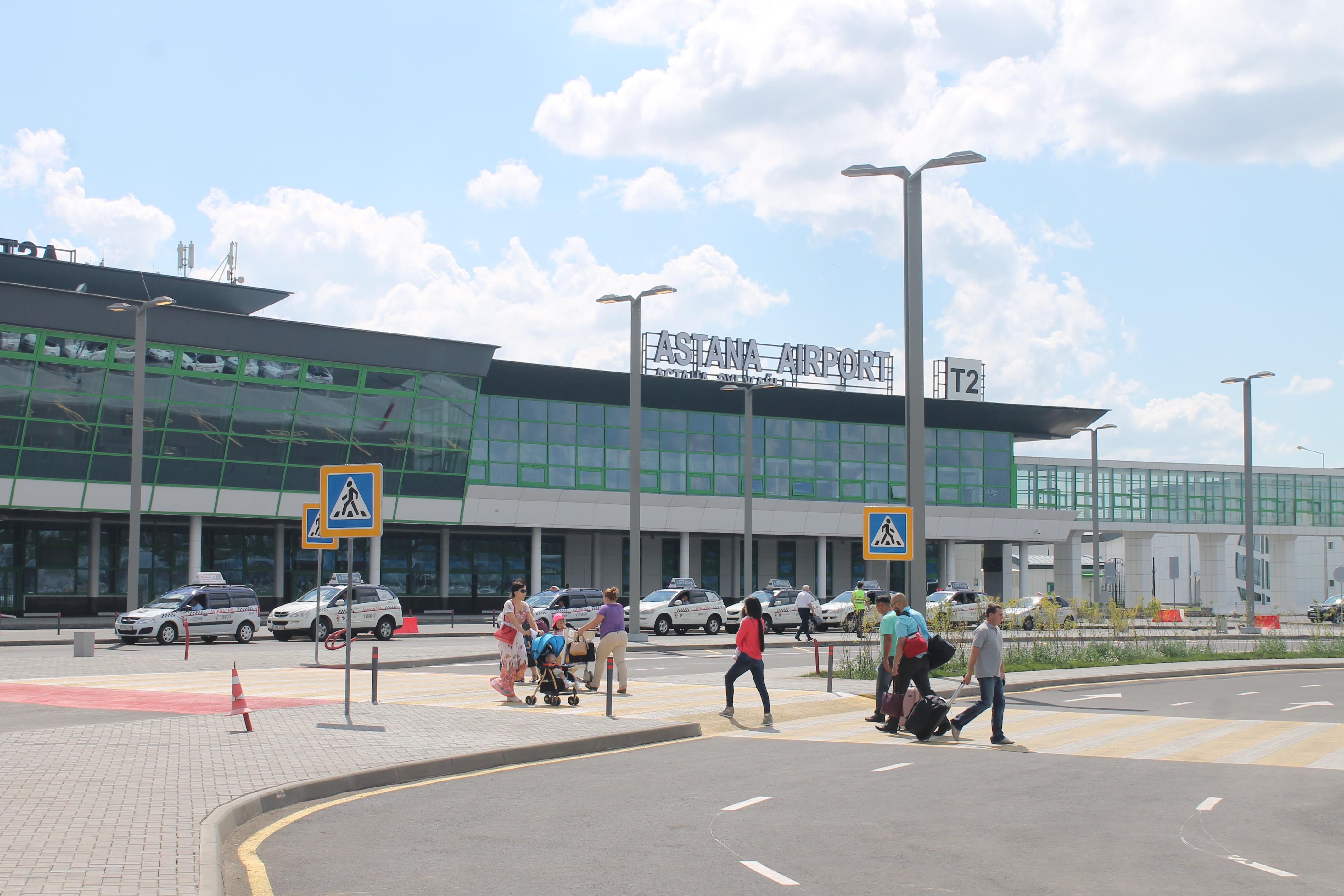 Казахстан откроет взлетно-посадочные полосы для прямых рейсов в Европу