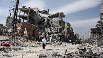 Россия «причастна» к зверствам, совершенным сирийским режимом