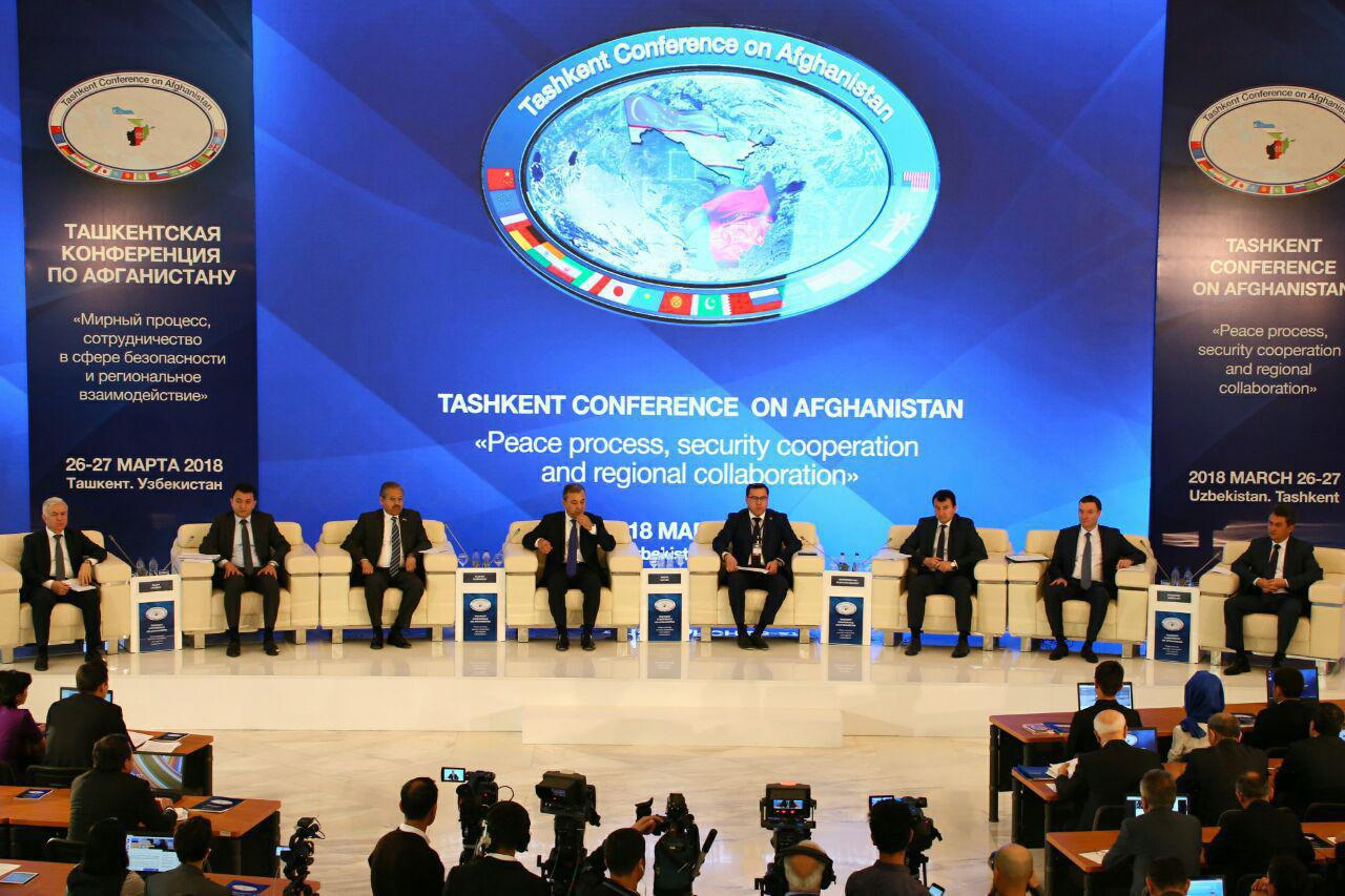 Tashkent hosts international conference on peace in Afghanistan