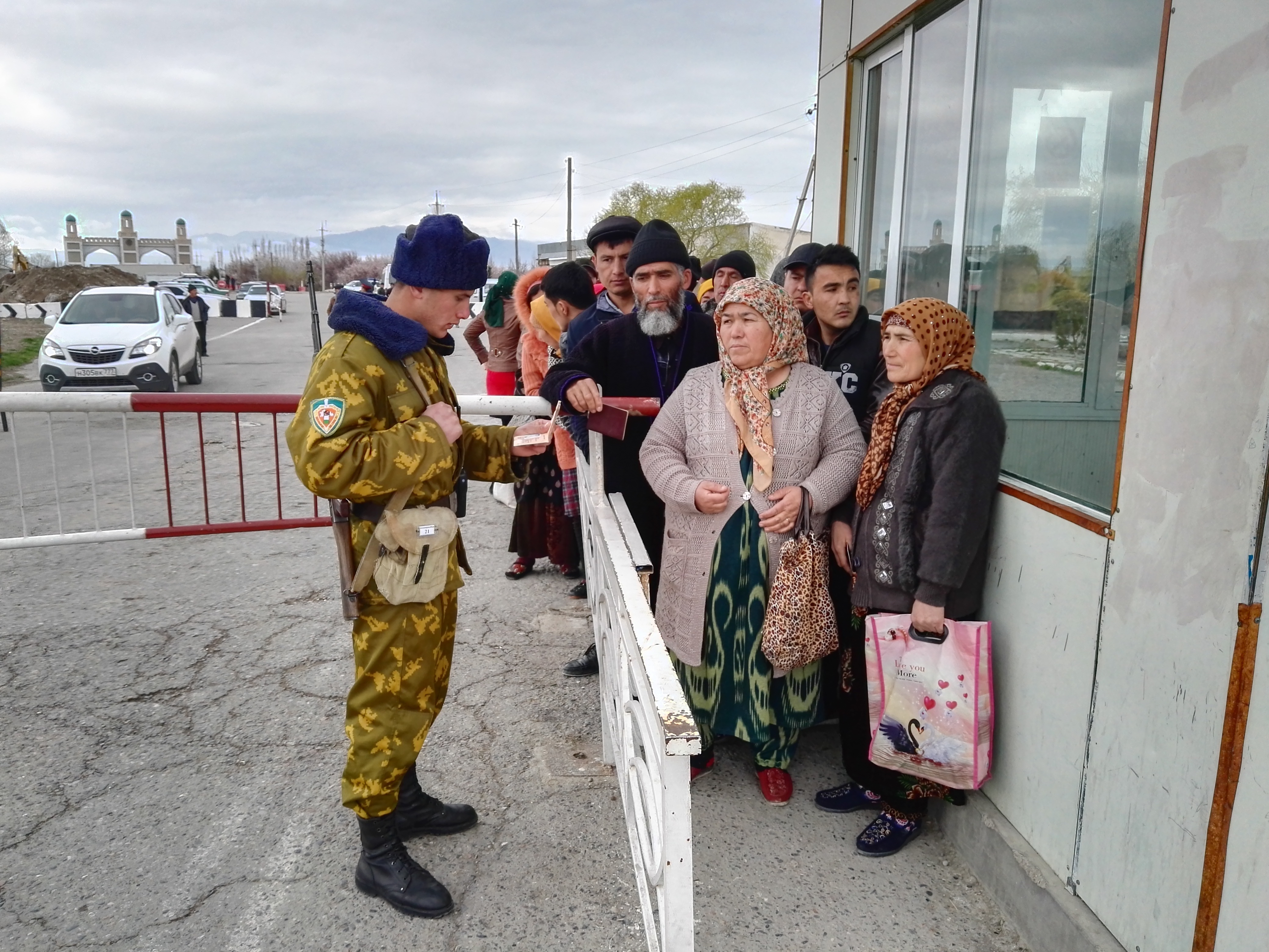 Central Asian law enforcement officers to undergo border security, anti-WMD training