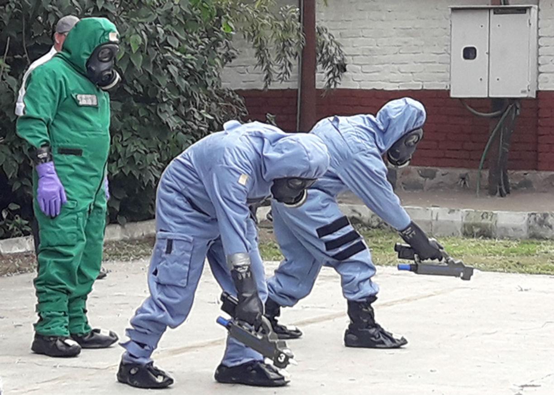 Kimyoviy inspektorlar Suriyadagi hujum joyiga hushyorlik bilan keldilar