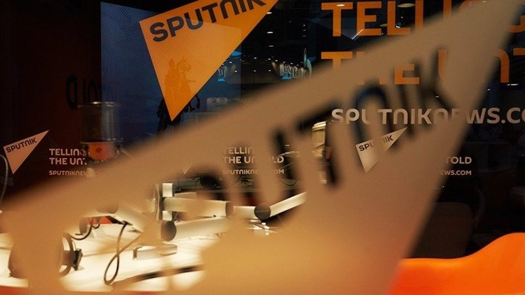 Russia's main online news media organisation, Sputnik, has drawn consistent criticism for spreading false information and rumours. [Sputnik]