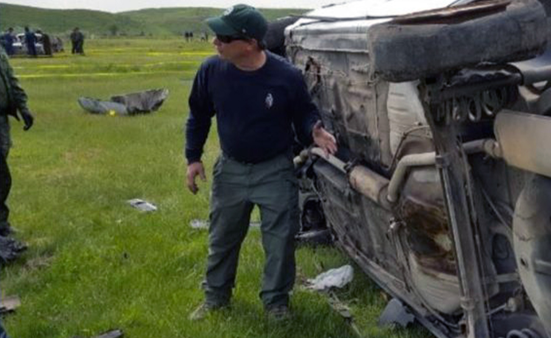 Uzbekistani law enforcement officers receive special training from FBI
