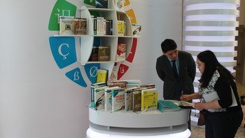 Kazakh translation project brings new textbooks, knowledge to nation's youth