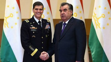 Rahmon-Votel meeting highlights Tajikistan's key role in Central Asia