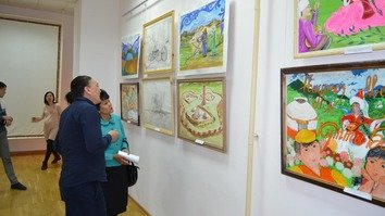 Art becomes rehabilitation tool for convicted extremists in Kazakhstan