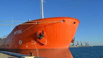 Kazakhstan holds Russian, Iranian ships for safety violations