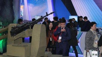 Фото: в Астане проходит международная выставка вооружений KADEX-2018