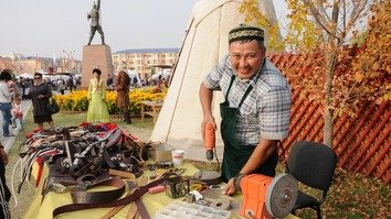 'City of Artisans' to boost international tourism to Taraz