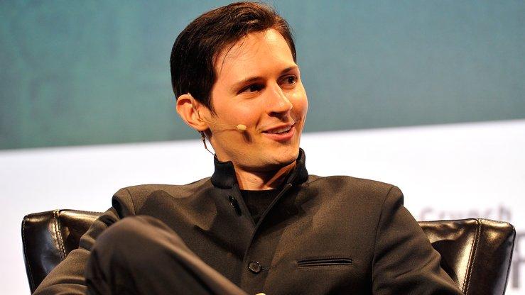 Павел Дуров, генеральный директор и соучредитель Telegram. Сан-Франциско, 21 сентября 2015 года. [Стив Дженнингс/АФП]