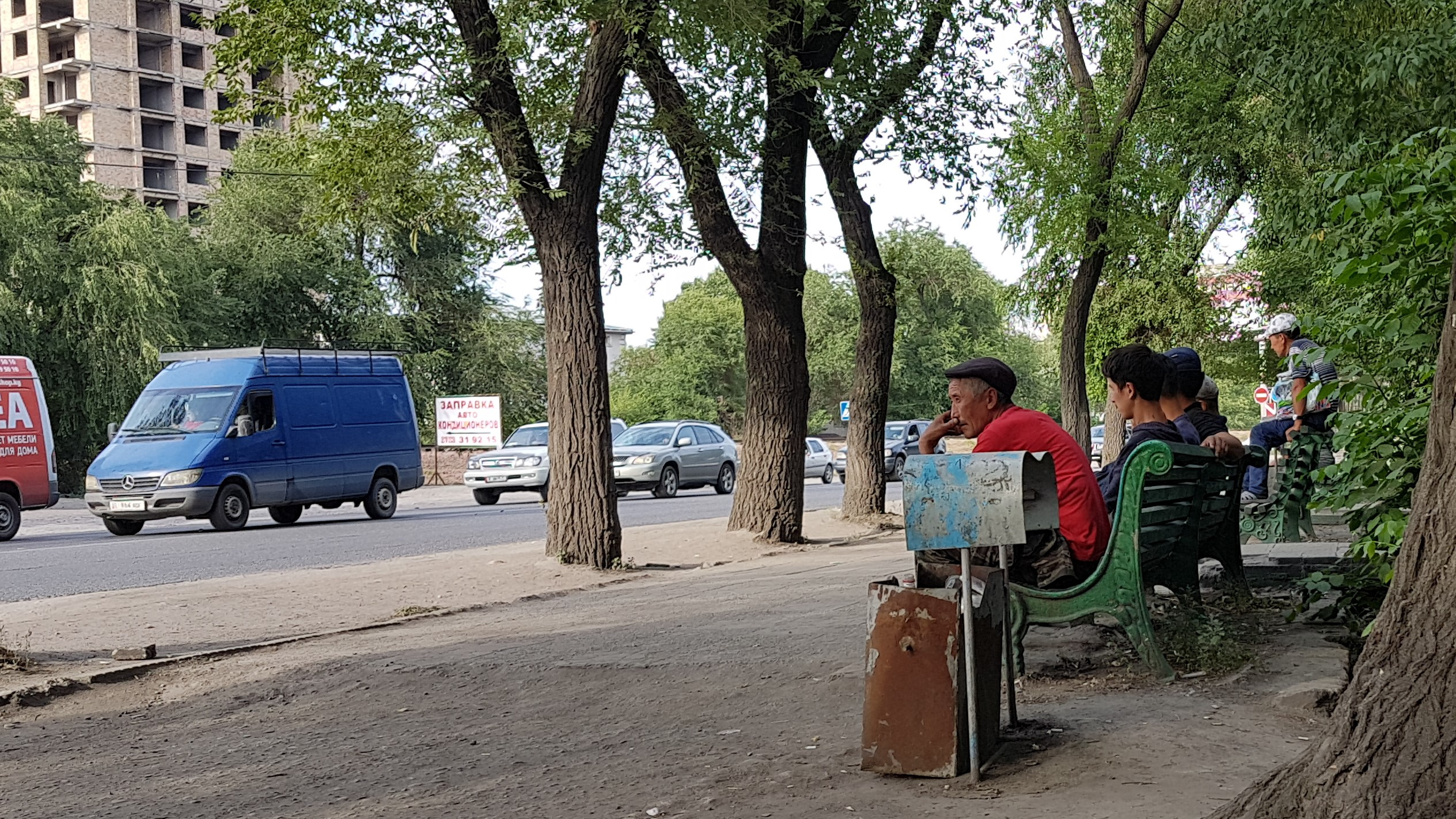 Central Asian migrants describe injustice, racism in Russia