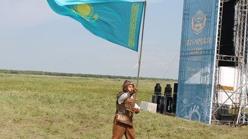 In photos: Astana hosts international nomadic festival